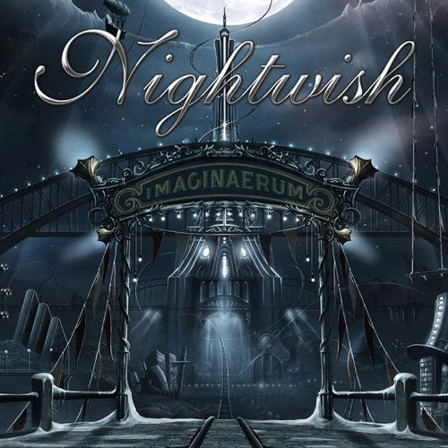 Nightwish Imaginaerum 2CD - Almaraz Records | Tienda de Discos y Películas