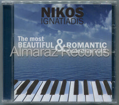 Nikos Ignatiadis The Most Beautiful & Romantic Melodies Vol. 2 CD