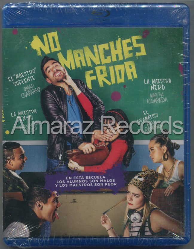 No Manches Frida Blu-Ray