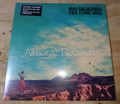 Noel Gallagher's High Flying Birds Who Built The Moon? Vinyl LP