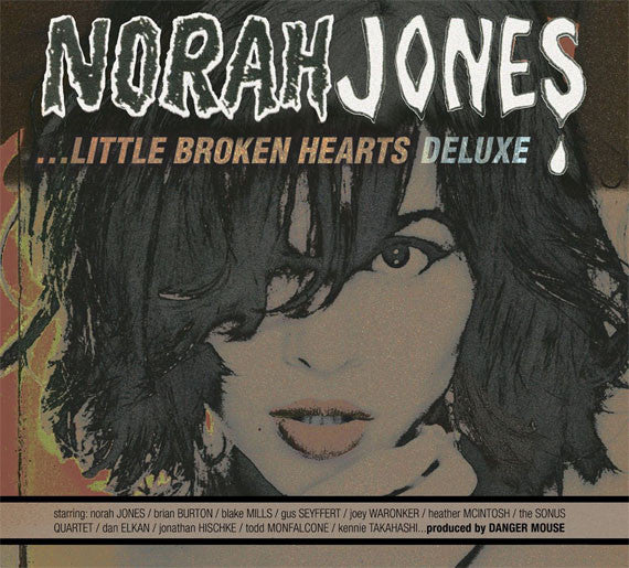 Norah Jones Little Broken Hearts Deluxe 2CD - Almaraz Records | Tienda de Discos y Películas