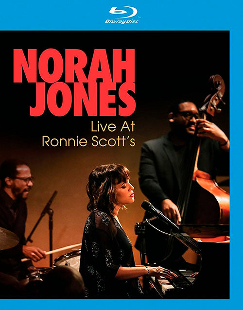 Norah Jones Live At Ronnie Scott's Blu-Ray