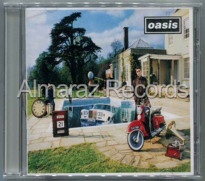 Oasis Be Here Now CD - Almaraz Records | Tienda de Discos y Películas  - 1