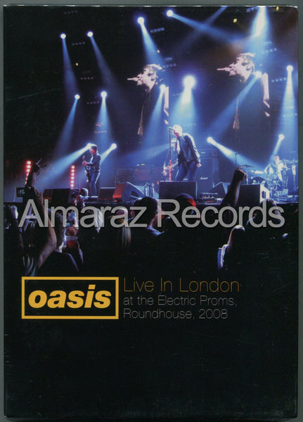 Oasis Live In London At Electric Proms 2008 DVD