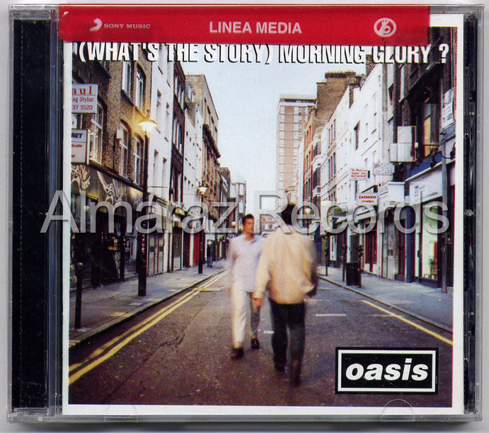 Oasis (What's The Story) Morning Glory? CD - Almaraz Records | Tienda de Discos y Películas  - 1