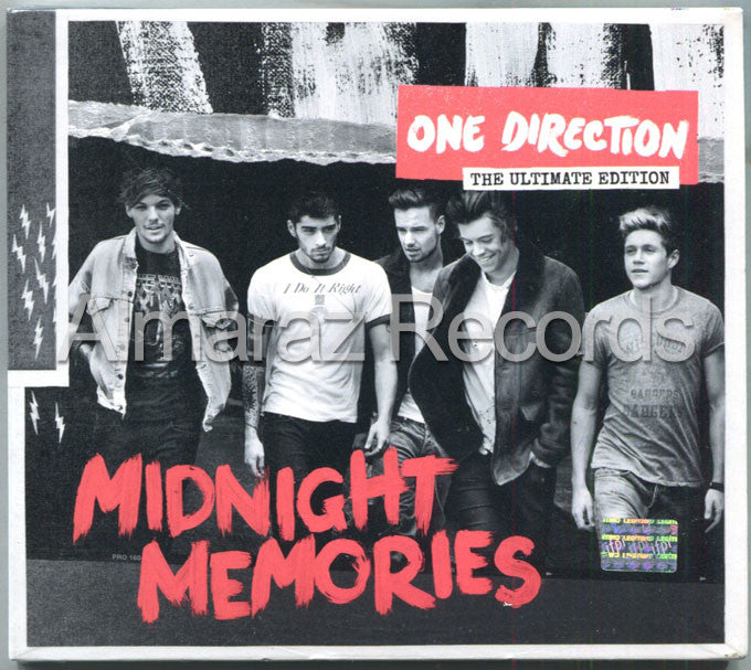 One Direction Midnight Memories Ultimate Edition CD - Almaraz Records | Tienda de Discos y Películas  - 1
