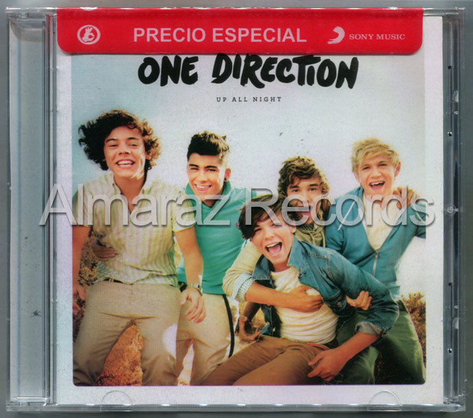 One Direction Up All Night CD