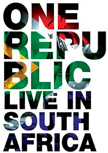 Onerepublic Live In South Africa DVD