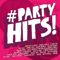 #PartyHits! 2CD - Party Hits - Almaraz Records | Tienda de Discos y Películas