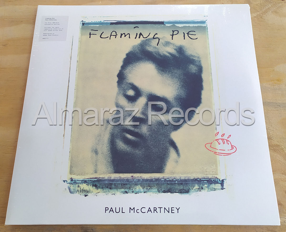 Paul Mccartney Flaming Pie Double Vinyl Lp [2020]