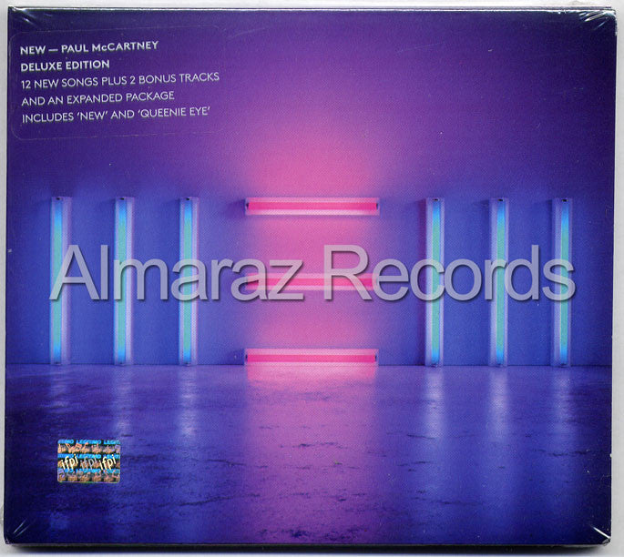 Paul McCartney New Deluxe CD - Almaraz Records | Tienda de Discos y Películas  - 1