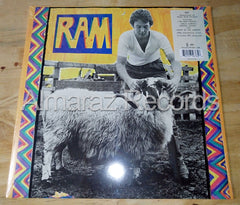 Paul McCartney RAM Vinyl LP