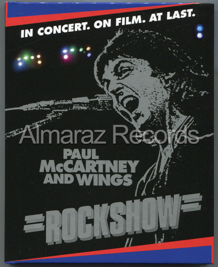 Paul McCartney Rockshow Blu-Ray [Import] - Almaraz Records | Tienda de Discos y Películas  - 1