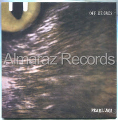 Pearl Jam Off He Goes Vinyl Single 7""