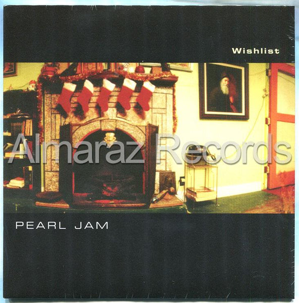 Pearl Jam Wishlist Vinyl Single 7""