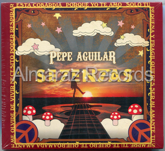 Pepe Aguilar Setentas Cd - Se7en7as