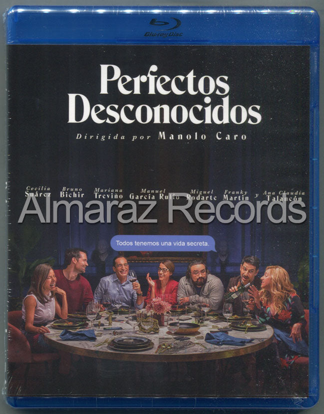 Perfectos Desconocidos Blu-Ray