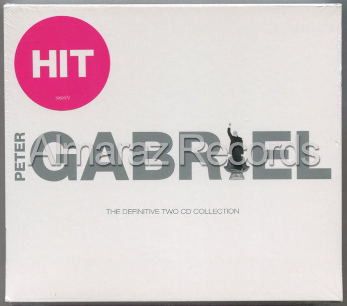 Peter Gabriel Hit 2CD [Importado]