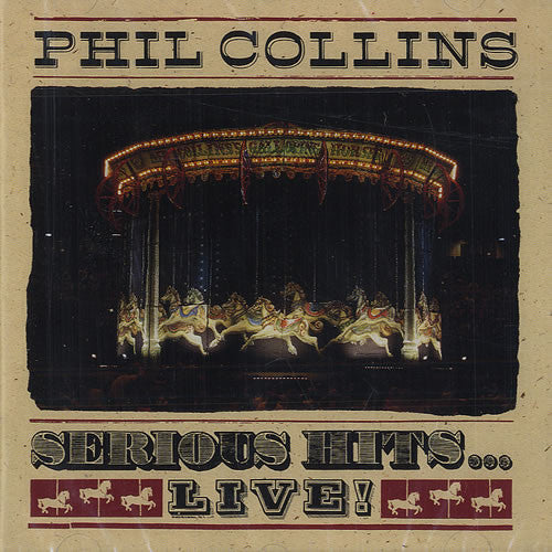 Phil Collins Serious Hits... Live CD - Almaraz Records | Tienda de Discos y Películas