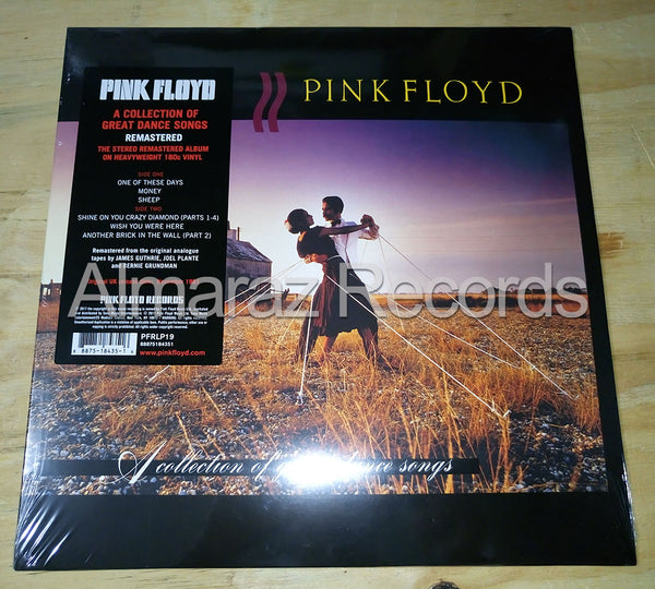 Pink Floyd A Collection Of Great Dance Songs Vinyl LP
