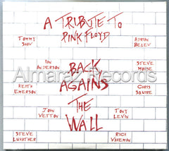 A Tribute To Pink Floyd Back Agains The Wall 2CD - Almaraz Records | Tienda de Discos y Películas  - 1