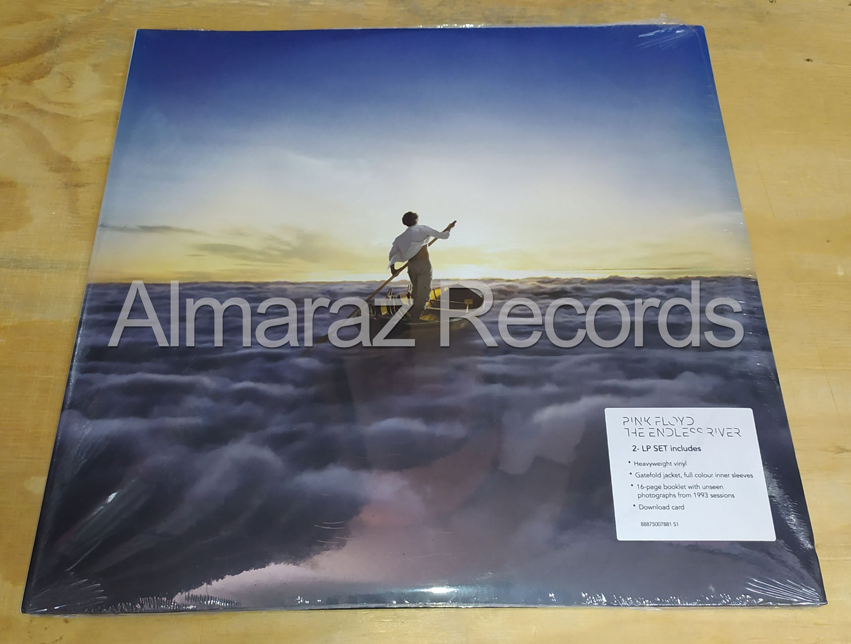 Pink Floyd Endless River Vinyl LP