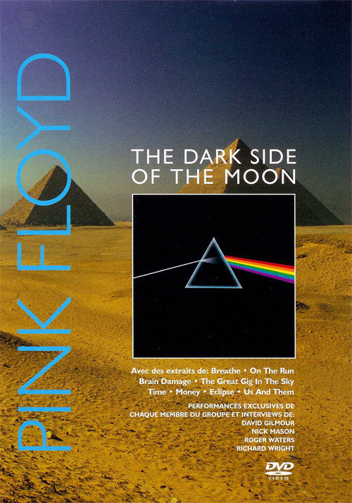 Pink Floyd Classic Albums The Making Of The Dark Side Of The Moon DVD [Import] - Almaraz Records | Tienda de Discos y Películas