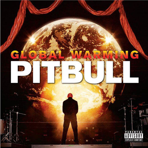 Pitbull Global Warming CD - Almaraz Records | Tienda de Discos y Películas