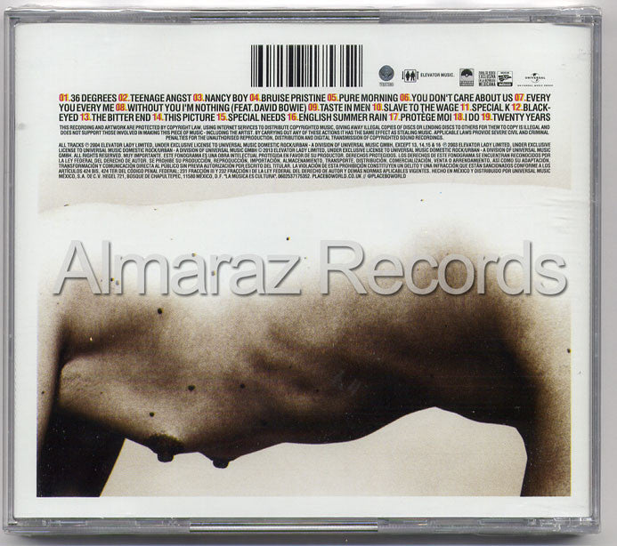 Placebo Once More With Feeling Singles 1995-2004 CD - Almaraz Records | Tienda de Discos y Películas  - 2