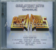 Polymarchs Greatest Hits Dance CD+DVD