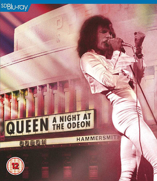 Queen A Night At The Odeon Blu-Ray [Import] - Almaraz Records | Tienda de Discos y Películas