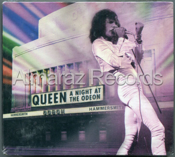 Queen A Night At The Odeon CD+DVD