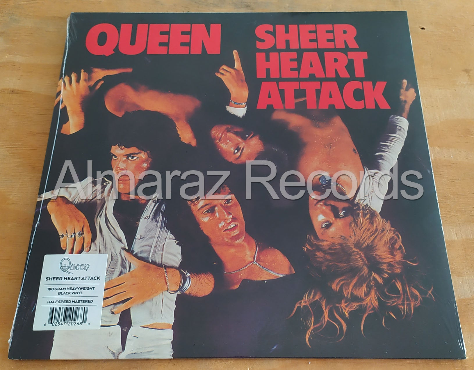 Queen Sheer Heart Attack Vinyl LP