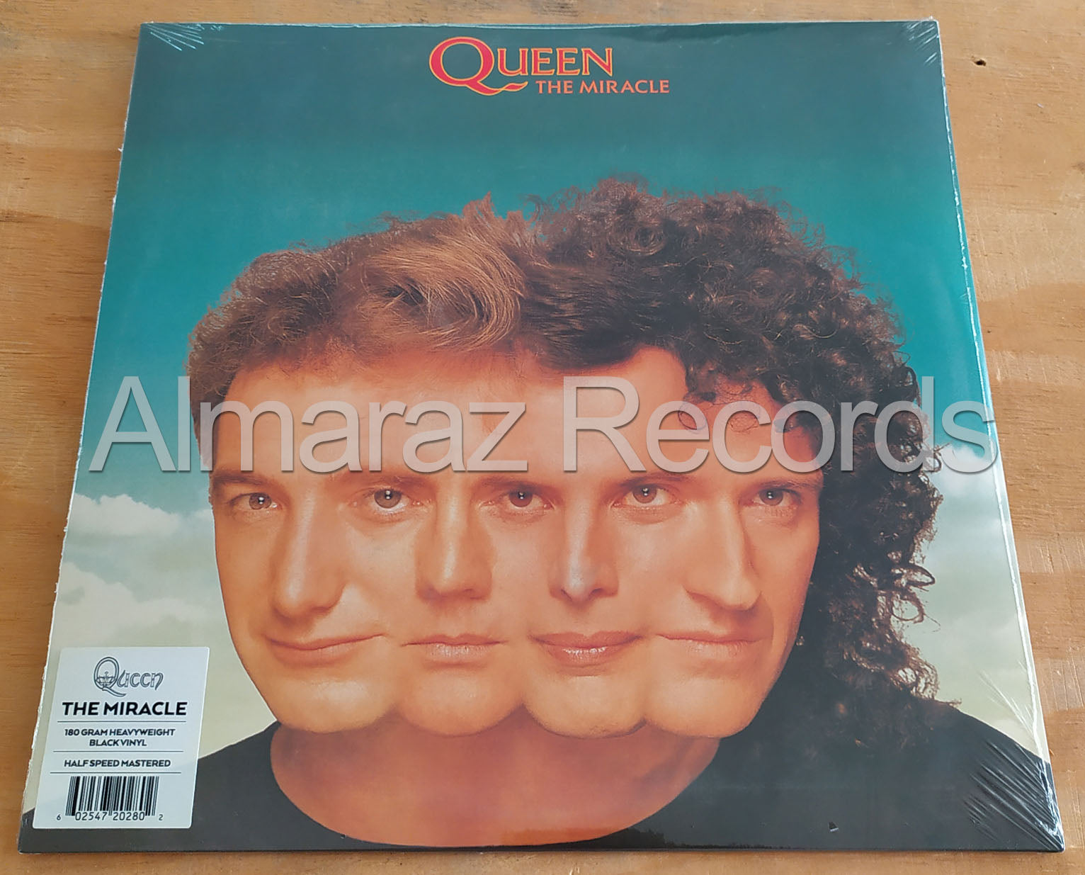 Queen The Miracle Vinyl LP