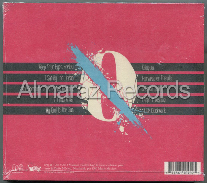 Queens Of The Stone Age ...Like Clockwork CD - Almaraz Records | Tienda de Discos y Películas  - 2