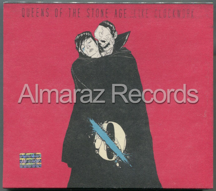 Queens Of The Stone Age ...Like Clockwork CD - Almaraz Records | Tienda de Discos y Películas  - 1