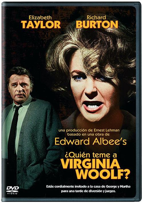 ¿Quien Le Teme A Virginia Woolf? DVD