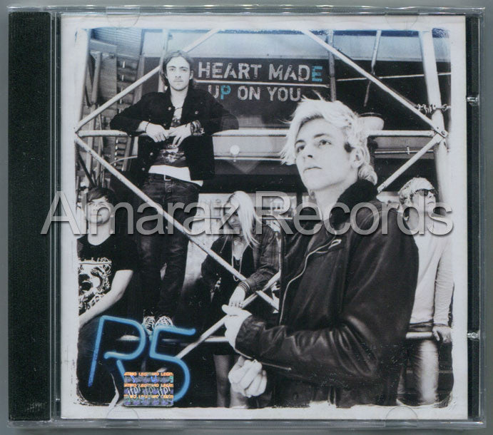 R5 Heart Made Up On You CD EP - Almaraz Records | Tienda de Discos y Películas  - 1