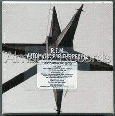 R.E.M. Automatic For The People 2CD - REM