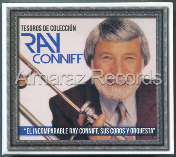 Ray Connif Tesoros De Coleccion 3CD