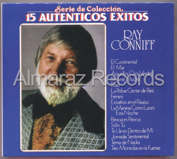 Ray Conniff 15 Autenticos Exitos CD