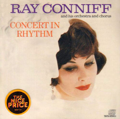 Ray Conniff Concert In Rhythm Vol 1 CD [Import] - Almaraz Records | Tienda de Discos y Películas