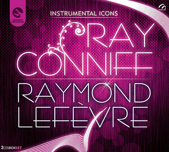 Ray Conniff Et Son Grand Ocrchestre 2CD - Almaraz Records | Tienda de Discos y Películas