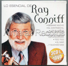 Ray Conniff Lo Esencial De Ray Conniff 3CD+DVD