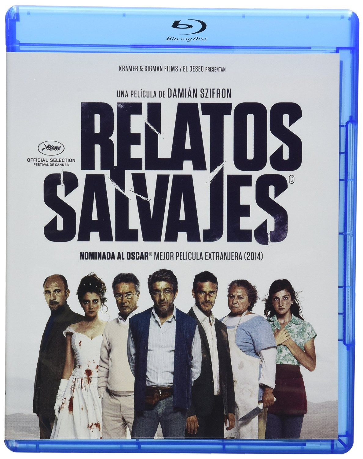 Relatos Salvajes Blu-Ray