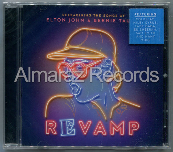 Revamp Reimaging The Songs Of Elton John CD