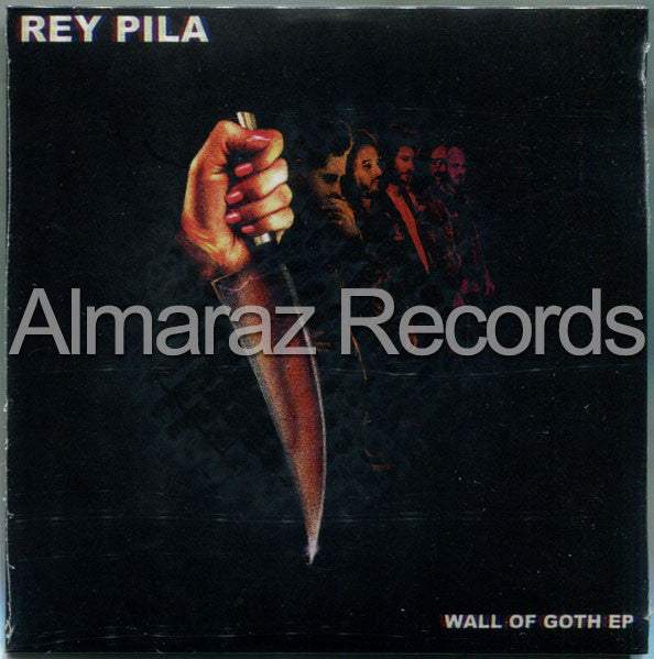 Rey Pila Wall Of Goth CD