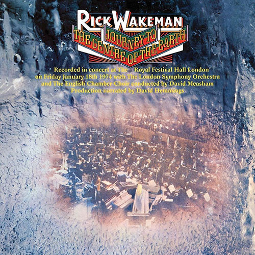 Rick Wakeman Journey To The Centre Of The Heart CD+DVD - Almaraz Records | Tienda de Discos y Películas
