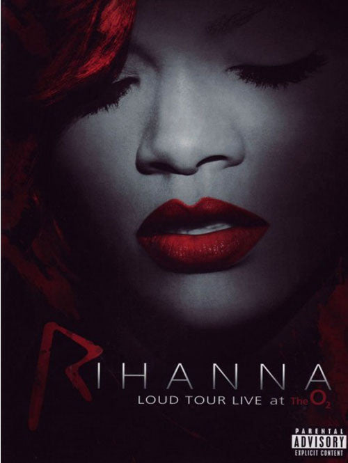 Rihanna Loud Tour Live At The O2 DVD - Almaraz Records | Tienda de Discos y Películas