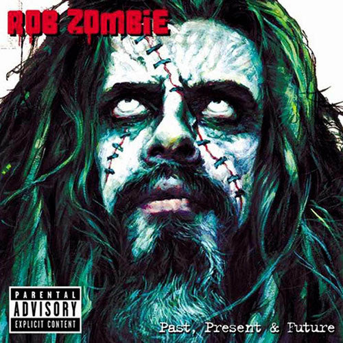 Rob Zombie Past Present & Future CD+DVD - Almaraz Records | Tienda de Discos y Películas